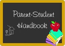 chalk boards parent handbook logo